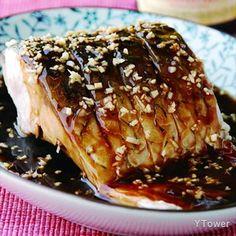 西湖醋魚食譜 - 魚肉料理 - 楊桃美食網 專業食譜
