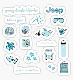 Vsco stickers featuring millions of original designs created by independent artists. Bubble Stickers, Cool Stickers, Printable Stickers, Laptop Stickers, Journal Stickers, Scrapbook Stickers, Planner Stickers, School Binder Covers, Homemade Stickers