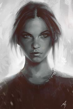 Study 2, Nastya Chorna on ArtStation at https://www.artstation.com/artwork/study-2-284e3da7-0ad2-4ee9-9671-9ba2acfc7116