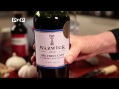 Hearty food paired with good wine... Lamb in Warwick Red Wine - YouTube