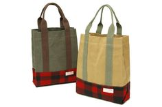The latest from Filson comes in the form of a classic twill tote bag reworked with buffalo plaid paneling. Engineered in the same mold and formula as other Filson classics, the tote is offered in a perfect size for daily use with a distinctive look and premium quality one would come to expect from the renown outdoors brand.