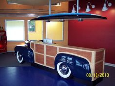 man cave garage | The Garage Journal » | man cave ideas