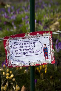 Mini protest banner by Craftivist Collective. Candy Crafts, Yarn Crafts, Racism In Australia, Yarn Bombing, Little Books, Book Crafts, Tatting, Needlework, Cross Stitch