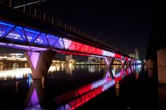 2009 Prize Bridge Major Span - Tempe Town Lake Light Rail Bridge