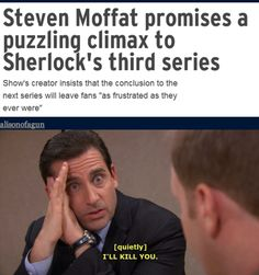 Because let's be real. The ending of Series 2 hasn't driven all of us insane AT. ALL.
