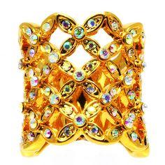 MESHEE MESH GOLD RING
