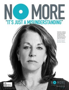 """No More """"It's Just A Misunderstanding"""" 