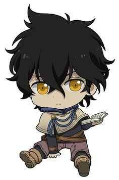 Chibi Yuno<<< a baby! Anime Kawaii, Chibi Anime, Chibi Boy, Manga Anime, Anime Boys, Anime Child, Cute Anime Boy, Chibi Wallpaper, Cute Anime Wallpaper