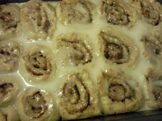 Live Free, Gluten Free: Cinnamon Rolls (gluten, dairy, soy, and egg-free!)