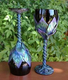 Mirkwood goblets.. beautiful!