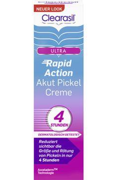 Ultra Rapid Action Akut Pickel Creme