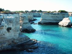 Torre Sant'Andrea, souther Italy