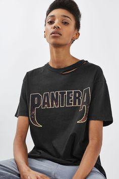 Pantera extreme slashed tee