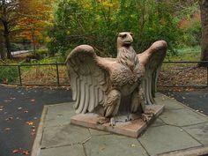Eagle Statue - National Zoo - Washington, DC - Adolph Alexander Weinman - Wikipedia, the free encyclopedia