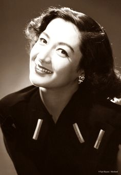 Setsuko Hara (原節子, June 17, 1920 – September 5, 2015) was a Japanese actress