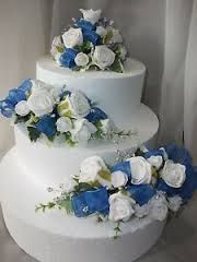 Image Result For Royal Blue Themed Debut Cakes Ideas Icing Royal