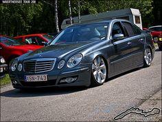 Mercedes-Benz W211 E-Class