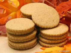 Hildegard of Bingen spice cookies - feast day September 17 - from Catholic Cuisine Spice Cookies, Spice Cake, St Hildegard, Happy Feast, Stick Of Butter, Original Recipe, Cookie Recipes, Sweet Treats, Spices