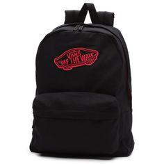 Designer Clothes, Shoes & Bags for Women Black Backpack School, Vans Backpack, Backpack Bags, Rucksack Bag, Cute Backpacks For School, Cool Backpacks, Stylish Backpacks, Mochila Herschel, Vans Bags