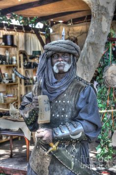 moors in america | Moor Warrior Photograph by Tommy Anderson - Moor Warrior Fine Art ...
