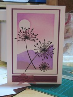 Aliums - Clarity Stamp