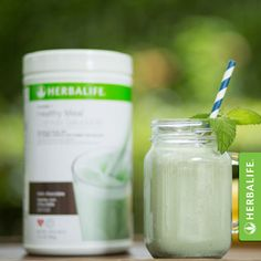 Did you know that protein can help you feel full? Make #Herbalife Formula 1…