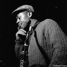 Charlie Rouse (April 6, 1924 - November 30, 1988) American saxophone player (Duke Ellington Orchestra).