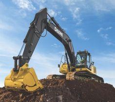 John Deere 300G LC Excavator | Construction Equipment