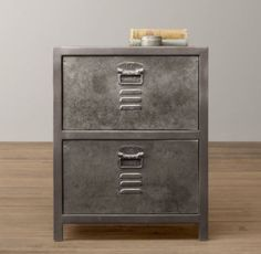 Boy 39 s bedroom traditional on pinterest panel bed for Restoration hardware bedside tables