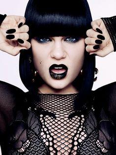 Jessie J + Información sobre nuestro CURSO: http://curso-maquillaje.es/msite-nude/index.php?PinCMO