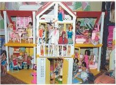 barbie dream house - Google Search