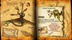 Book Of Dragons - SnapTrapper page How To Train Dragon, How To Train Your, Httyd Dragons, Book Of Dragons, Dragon Classes, Dragon Facts, Dragon Project, Night Fury Dragon, Disney Dragon