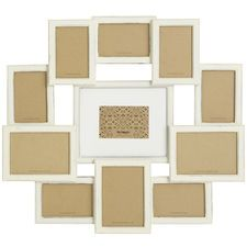 Bennet Collage Frame - White