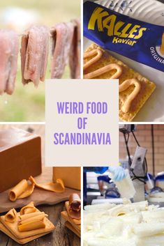Traditional Scandinavian food can seem bizarre to foreigners. From brown cheese to some seriously odd fish, the Nordic countries have their fair share of weird foods. Scandinavian Recipes, Scandinavian Kitchen, Cheese Making Process, Nordic Diet, Viking Food, Swedish Dishes, Snack Items, Eat Pretty, Weird Food