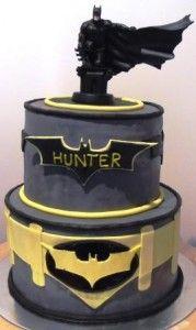 Batman Birthday Cake Photo 3 179x300