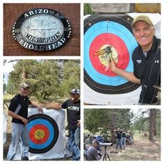 Congrats to Randy Ulmer, winner of the Arizona Broadhead Championship. The top 6 finalists were all packing Hoyts. Hoyt Archery, Archery Accessories, 100 Yards, Arizona, Packing, Bows, Bag Packaging, Arches, Bowties