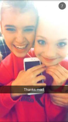 Kalani and Maddie