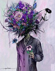 Conviction - Alex Pardee (My favorite of his work.)