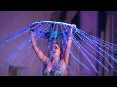 The idea and the music and partly choreography borrowed from Diana Vishneva: Beauty in motion - F. Aerial Costume, Led Costume, Belly Dancing Videos, Dance Videos, Joseph Costume, Flower Costume, Dance Training, Circus Art, Event Themes