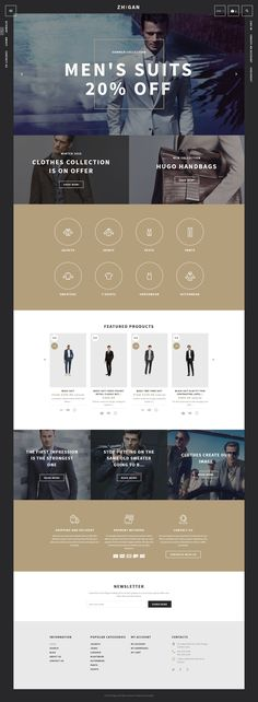 Clothing Store Shopify Theme http://www.templatemonster.com/shopify-themes/zhigan-shopify-theme-58254.html