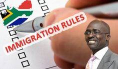 Malusi Gigaba, Ministry of Home Affairs #SouthAfrica, announced, the Department will expedite visa centers and biometric data capturing systems in #India....