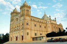 Cathédrale Saint-Louis - Carthage - Tunisie.