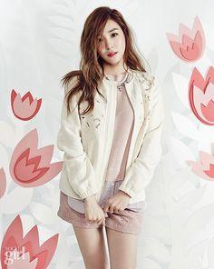 2015.02, Vogue Girl, Girls' Generation, Tiffany