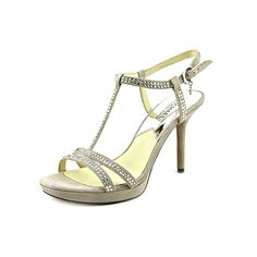 Michael Michael Kors Yvonne Platform Open Toe Suede Platform Sandal >>> Check out this great product.