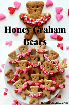 Honey Graham Bears,