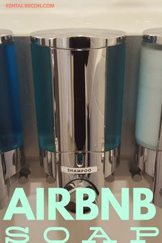 Get The AirBNB Essentials Including soap dispenser recommendations HERE. Please save/ pin to your board.