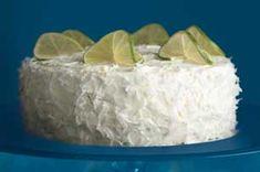 Coconut-Lime Cake recipe via kraftrecipes.com