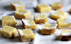 Healthy Green Kitchen Meyer Lemon Ricotta Bars » Healthy Green Kitchen