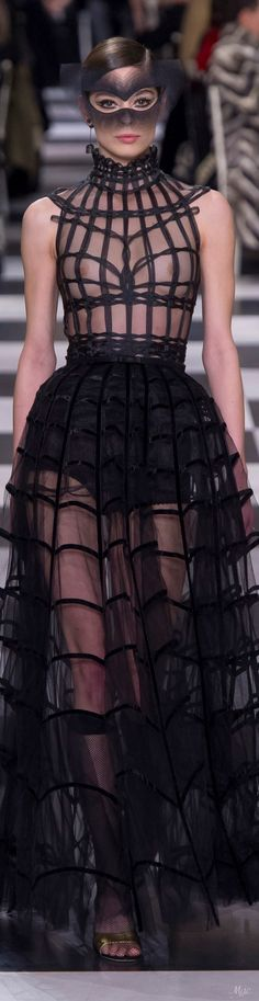 Spring 2018 Haute Couture Christian Dior Spring Couture, Dior Addict, French Fashion Designers, Spring Summer 2018, Christian Dior, Tops, Dresses, Collections, Haute Couture