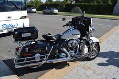 Harley-Davidson Police Bike